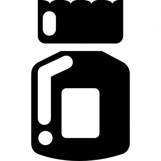 Syrup Medicine Bottle Icons Free Download