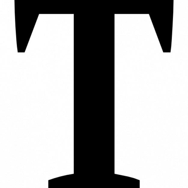 T буквы Бесплатные Иконки