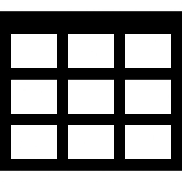 Table grid icons free download for Table design grid access