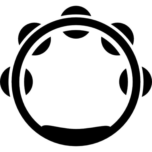 Tambourine Icons Free Download
