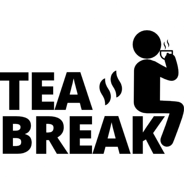 Tea Break Icons Free Download