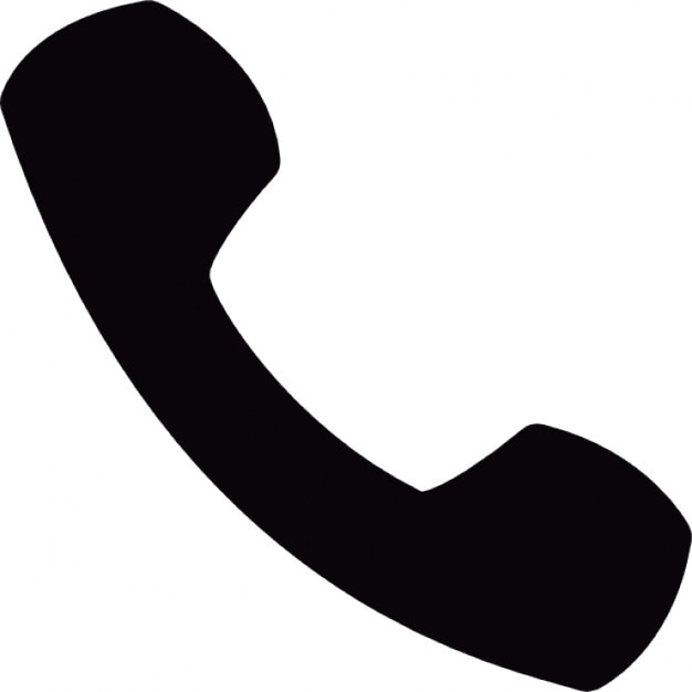 Telephone handset Icons | Free Download