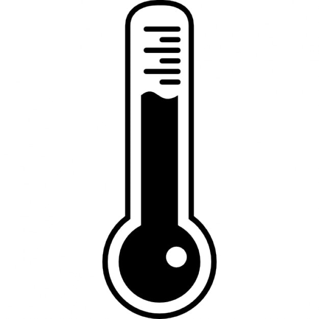 Thermometer temperature control tool Icons | Free Download
