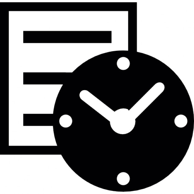 Time management Icons | Free Download