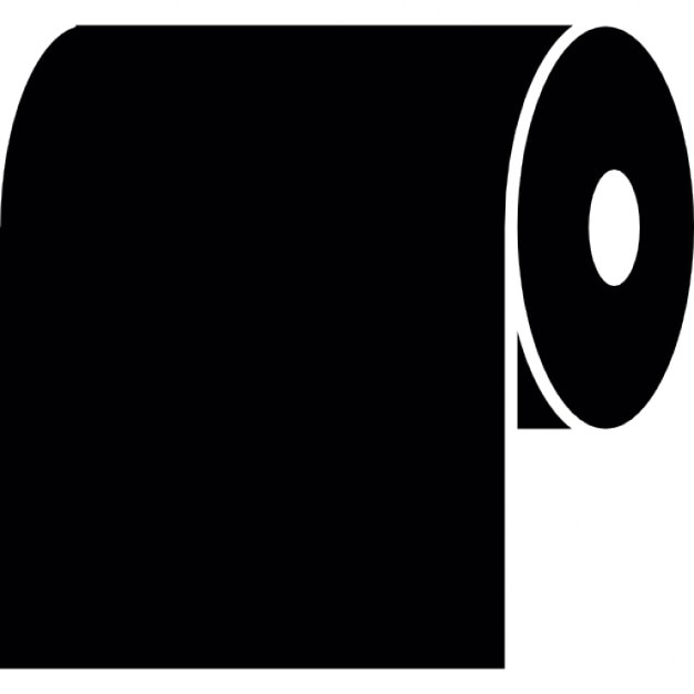 Toilet paper Icons | Free Download