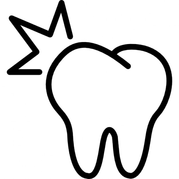 Tooth Outline Vectors, Photos and PSD files   Free Download