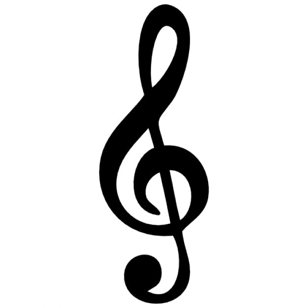Image result for treble clef