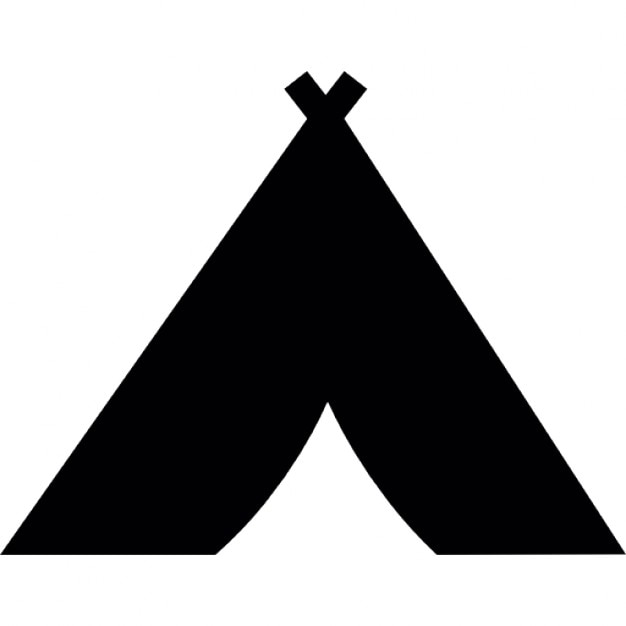Tribal tent Icons | Free Download