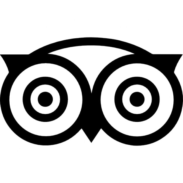 tripadvisor logotype icons | free download