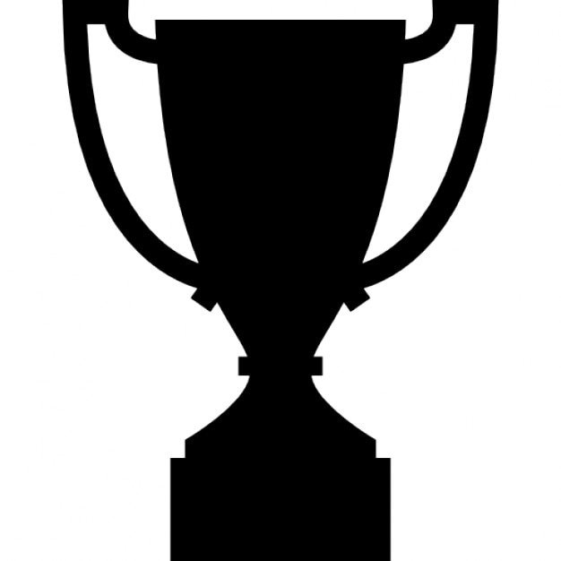 Champions League Trophy Vector Sportive Trophy...