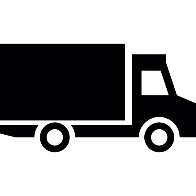 delivery truck icon vector - photo #40