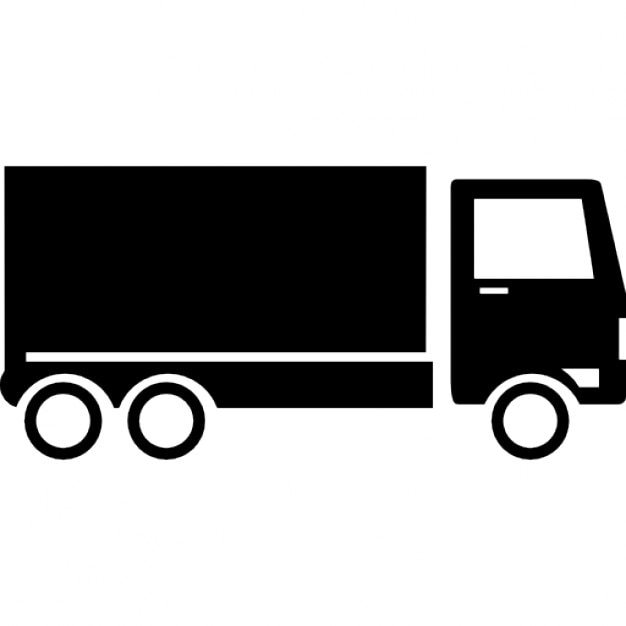 Truck icons free download Free eps editor