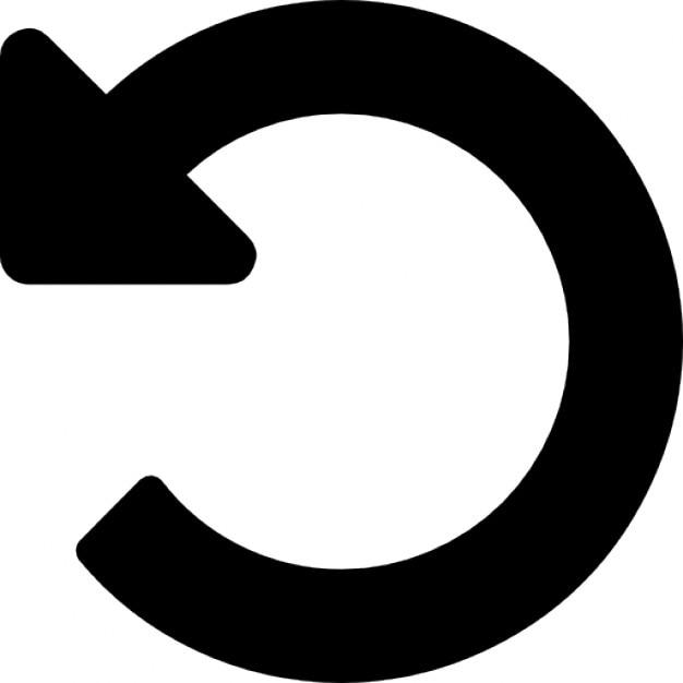 undo arrow icons free download