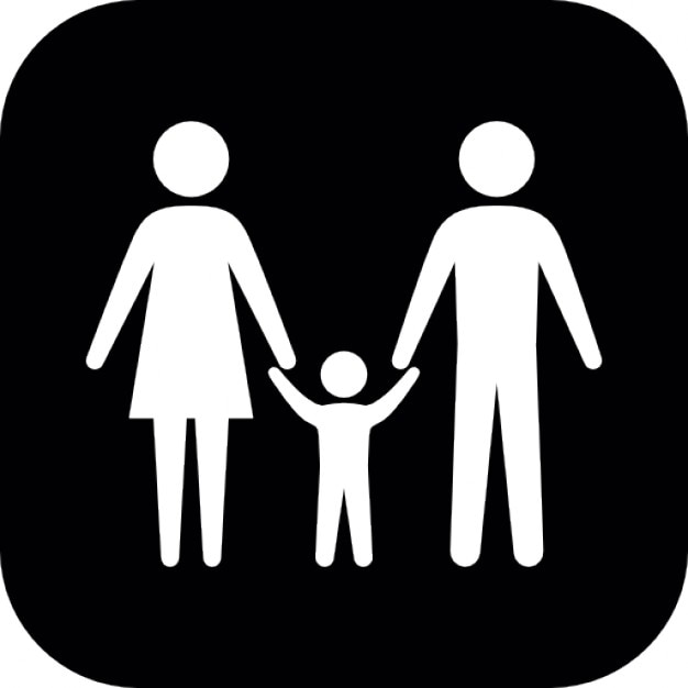 United Family Symbol Icons Free Download