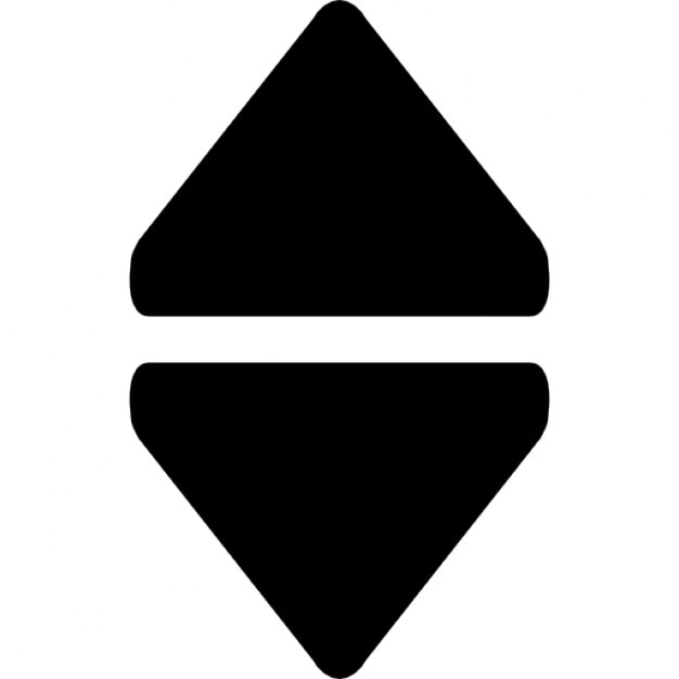 Up and down arrows Icons   Free Download