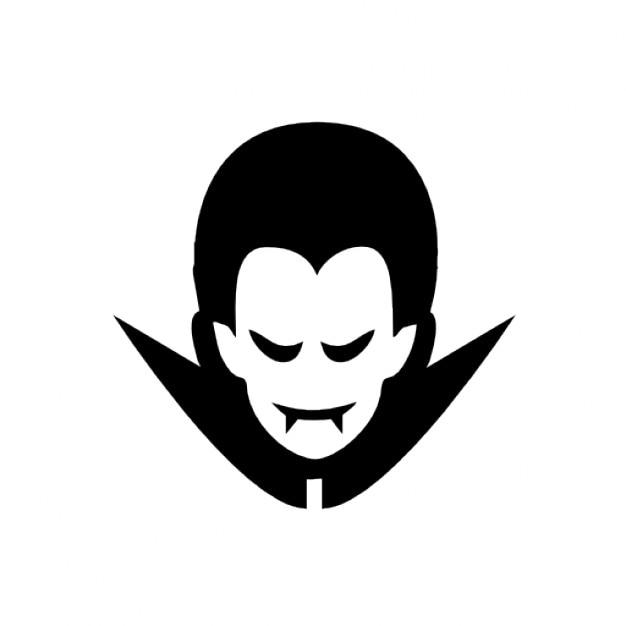 Vampire Profile Silhouette Vampire Icons | Free D...