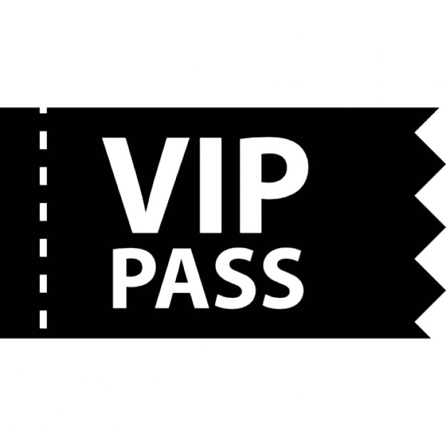 Doc.#512512: Free Vip Pass Template – Doc450364 Vip Pass Template