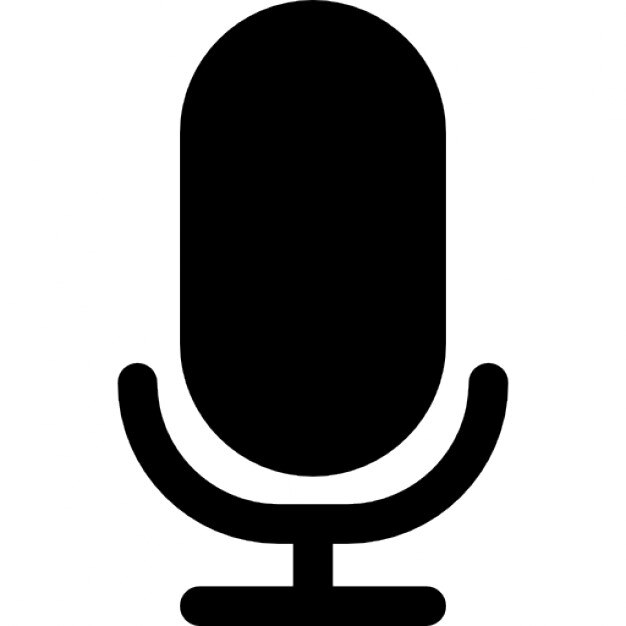 Microphone Ios Vectors  Photos And Psd Files