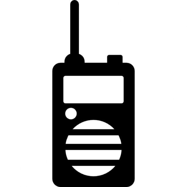 Walkie Talkie Icons Free Download