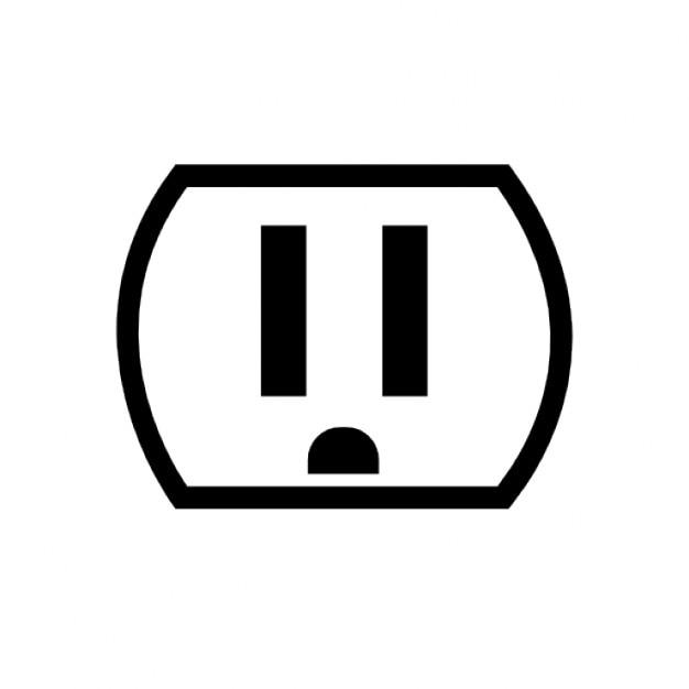 wall plug icons