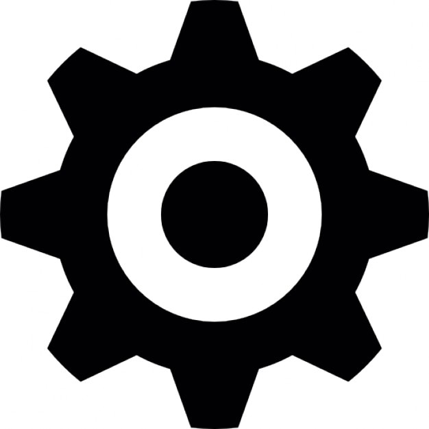 Wheel Cog Options Icons Free Download