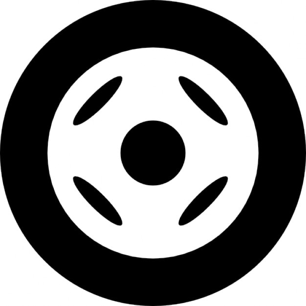 wheel vehicle part icons free download tire track clipart atv tire track clipart