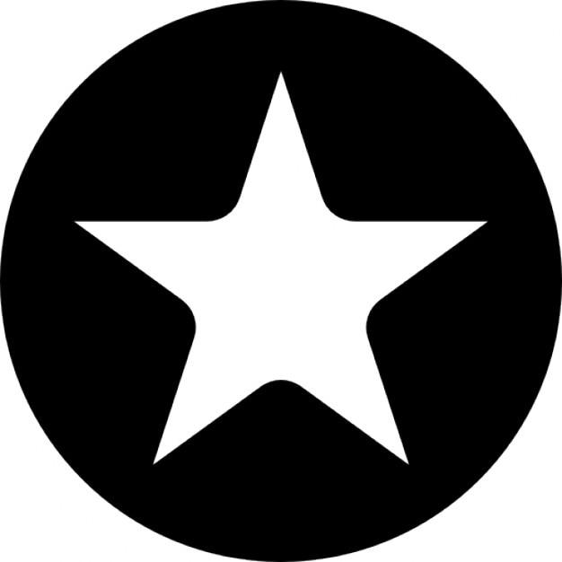 white star icon - photo #22