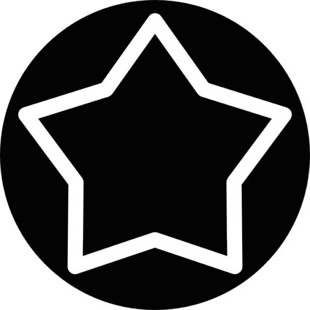 white star icon - photo #30