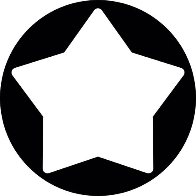 white star icon - photo #27