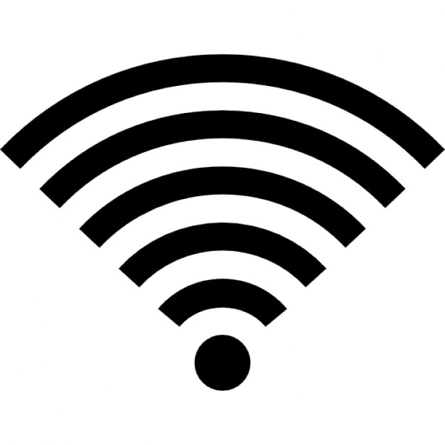 Wifi Full Signal Interface Symbol Icons Free Download