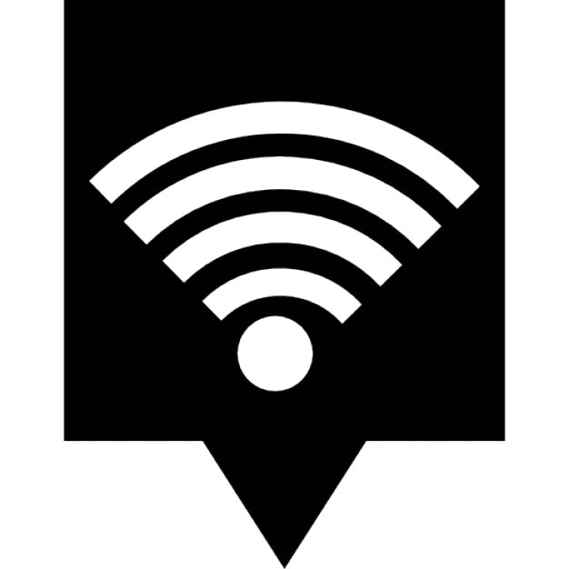 Wifi location icons free download for Localisation wifi