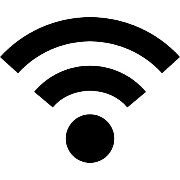 Wifi Low Signal Symbol Icons Free Download