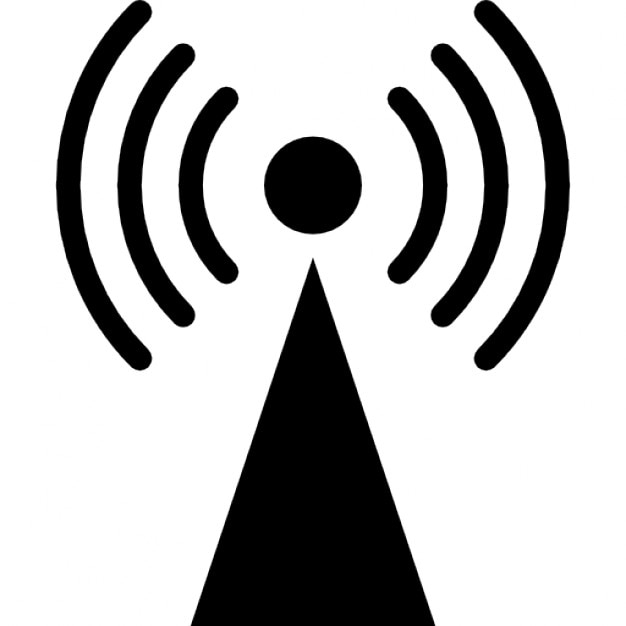 Wifi Signal Interface Symbol Icons Free Download