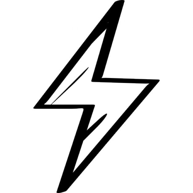 winamp sketched logo outline