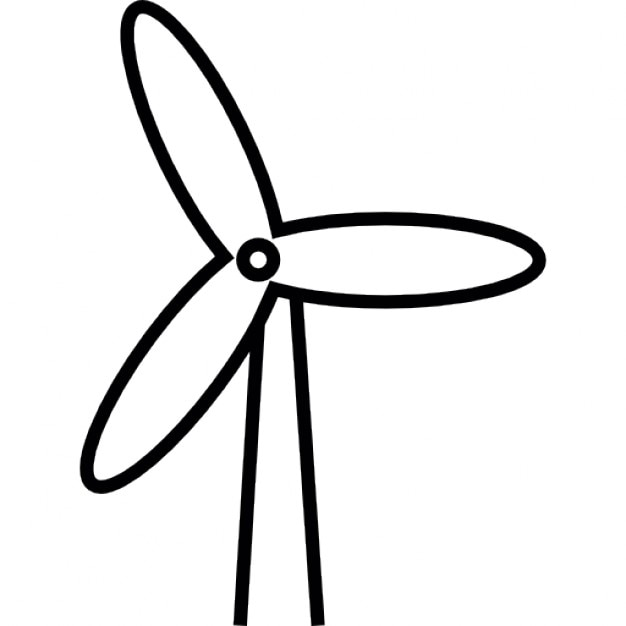 Wind Mill Ios 7 Interface Symbol Icons Free Download