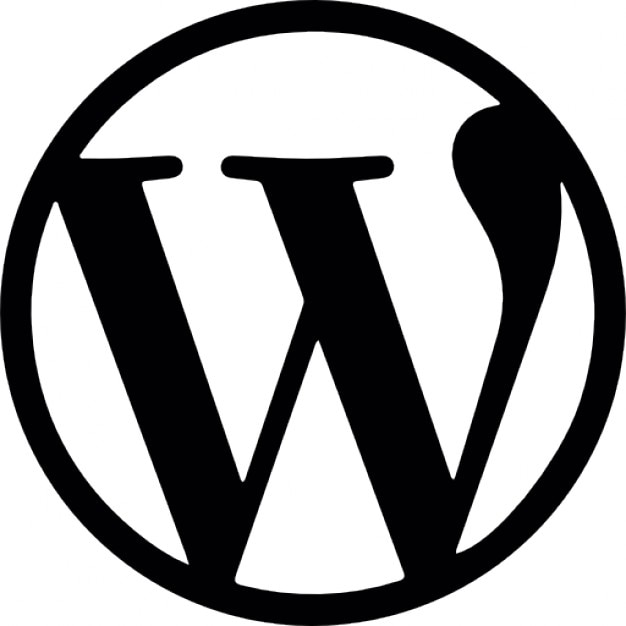 wordpress logo icons free download