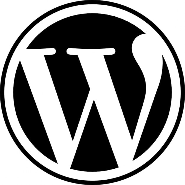 Wordpress Logo Free Icon