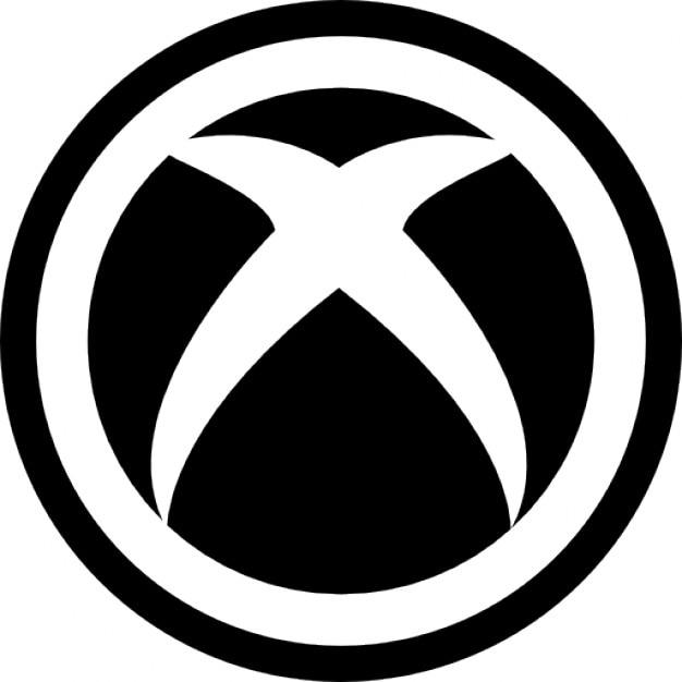 xbox logo icons free download rh freepik com xbox symbol vector xbox logo vector free