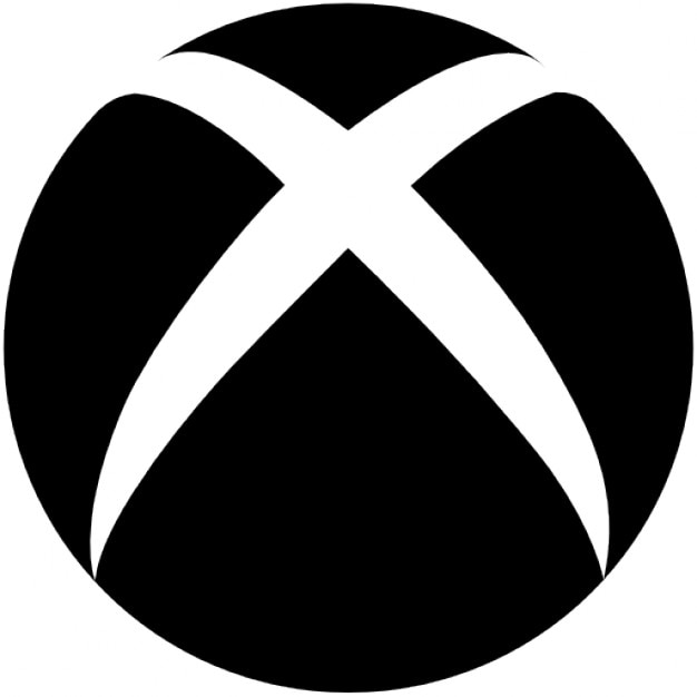 Xbox logo Icons | Free Download Xbox One Vector