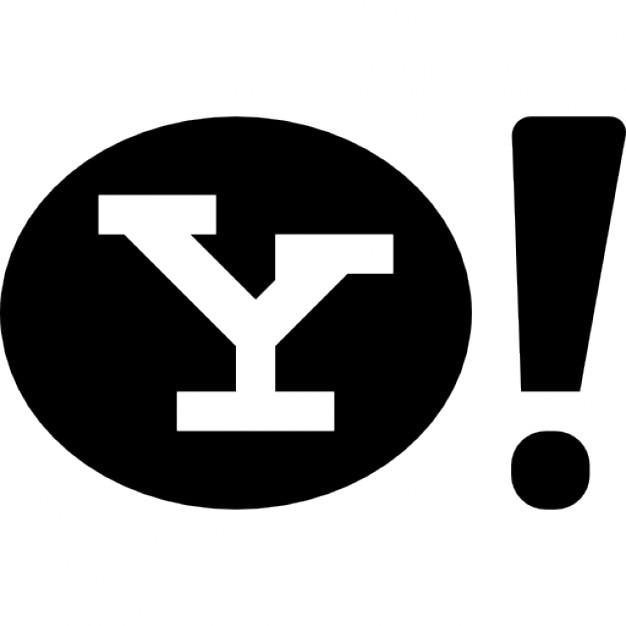 yahoo logo icons free download yahoo news logo vector yahoo logo vector free download