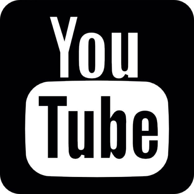 Youtube logo Free Icon