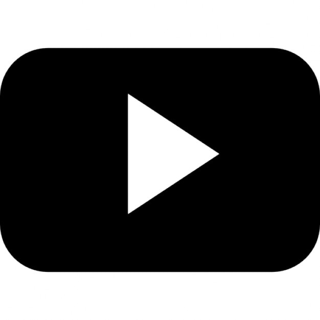 Black Youtube Video Player