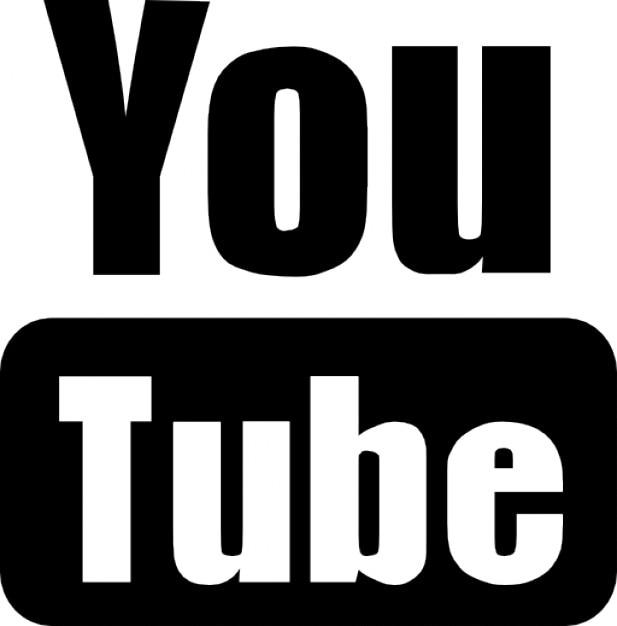 Логотип youtube Бесплатные Иконки