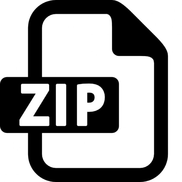 how to zip a pdf file