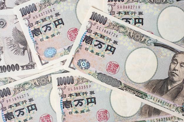 10000円紙幣 Premium写真