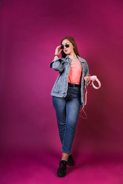 10代の少女のライフスタイルのコンセプト 無料写真