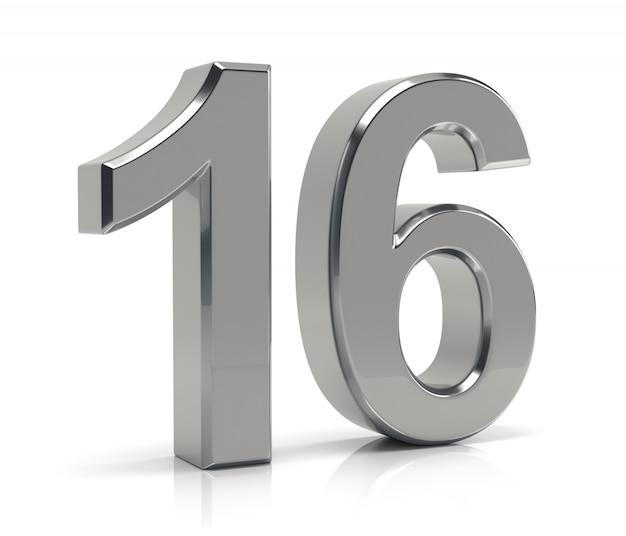 Номер 16 | Премиум Фото