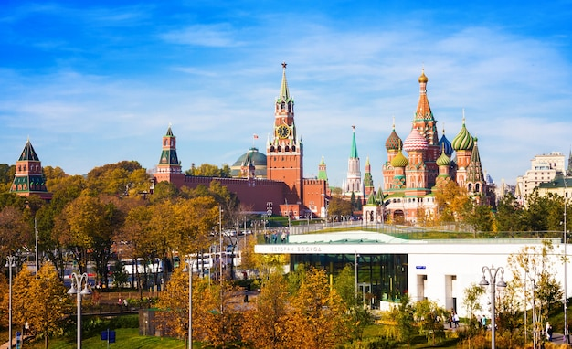 Москва, россия - 17 октября 2018 года: Premium Фотографии