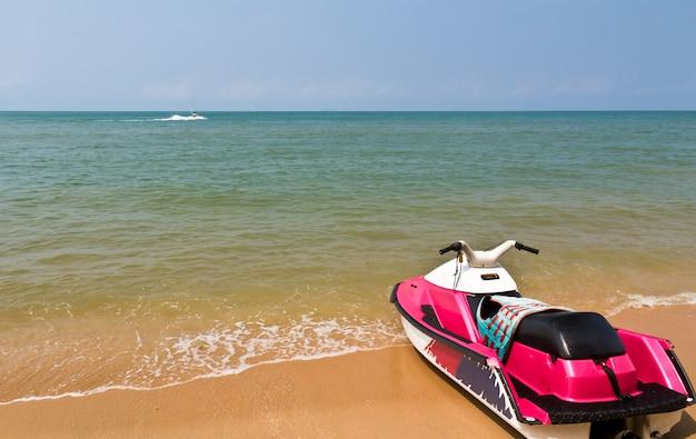 水スクーター1 Premium写真
