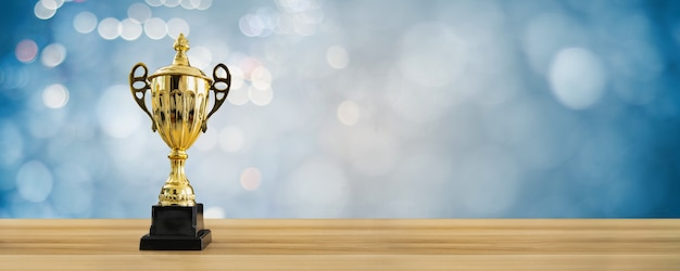 1st champion award, the best prize and winner concept Premium Photo